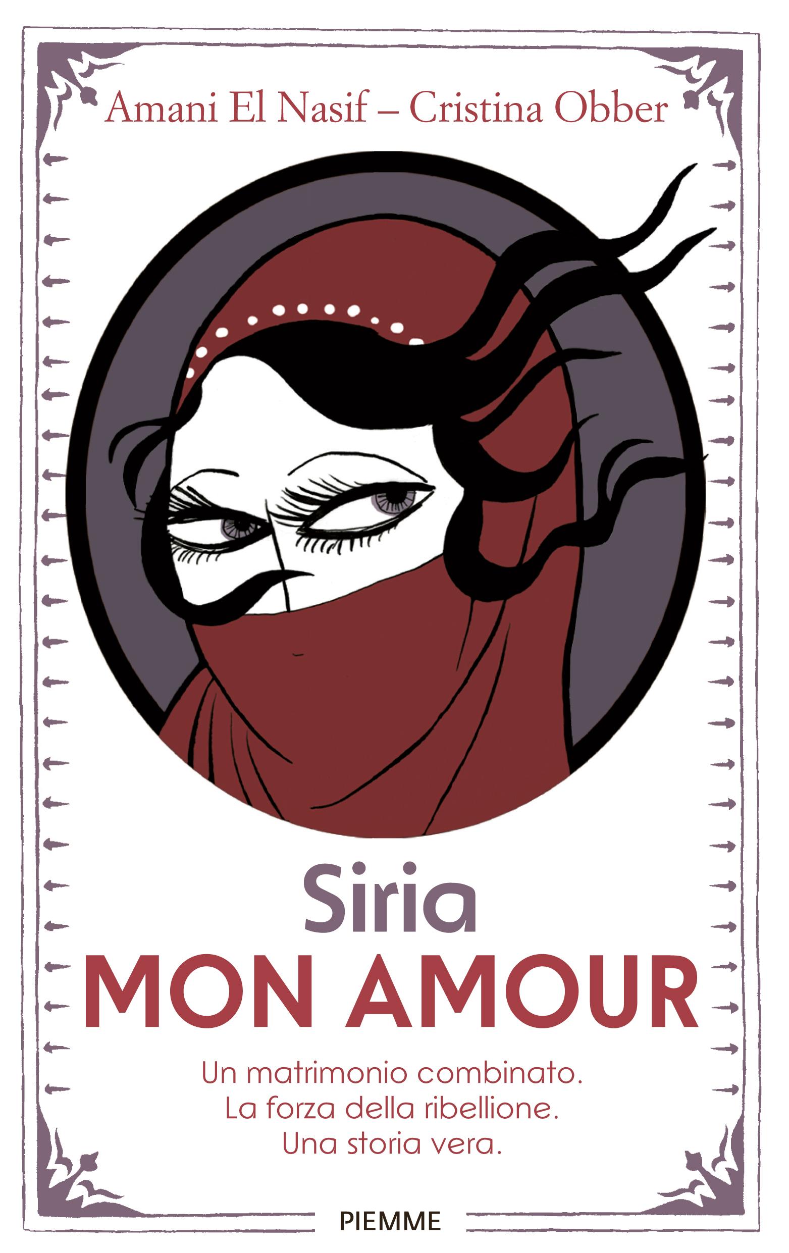 Libro Siria Mon Amour